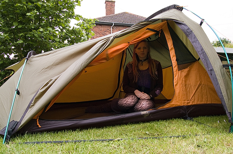 Bg 187 Blog Archive 187 Review Vango Banshee 300 First